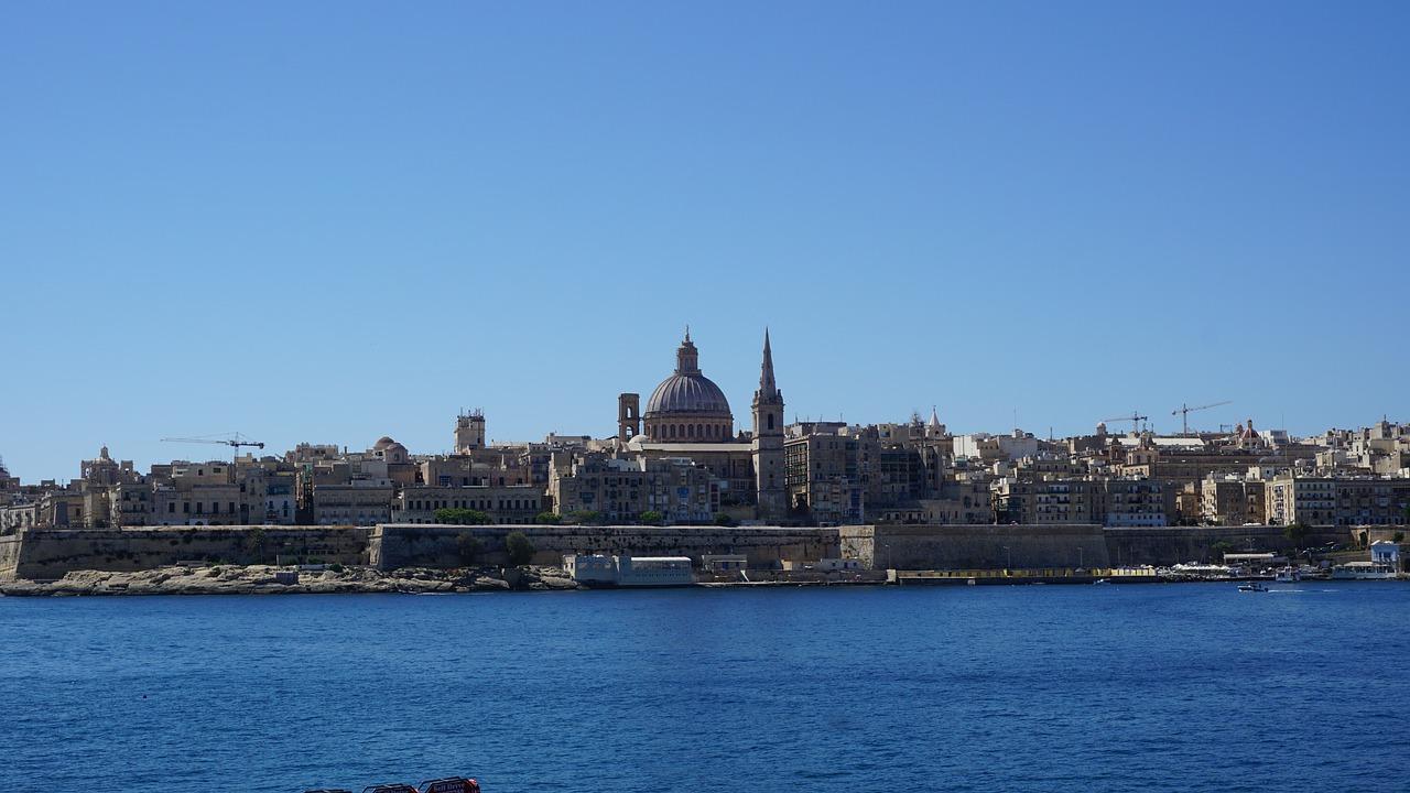 In august in Malta