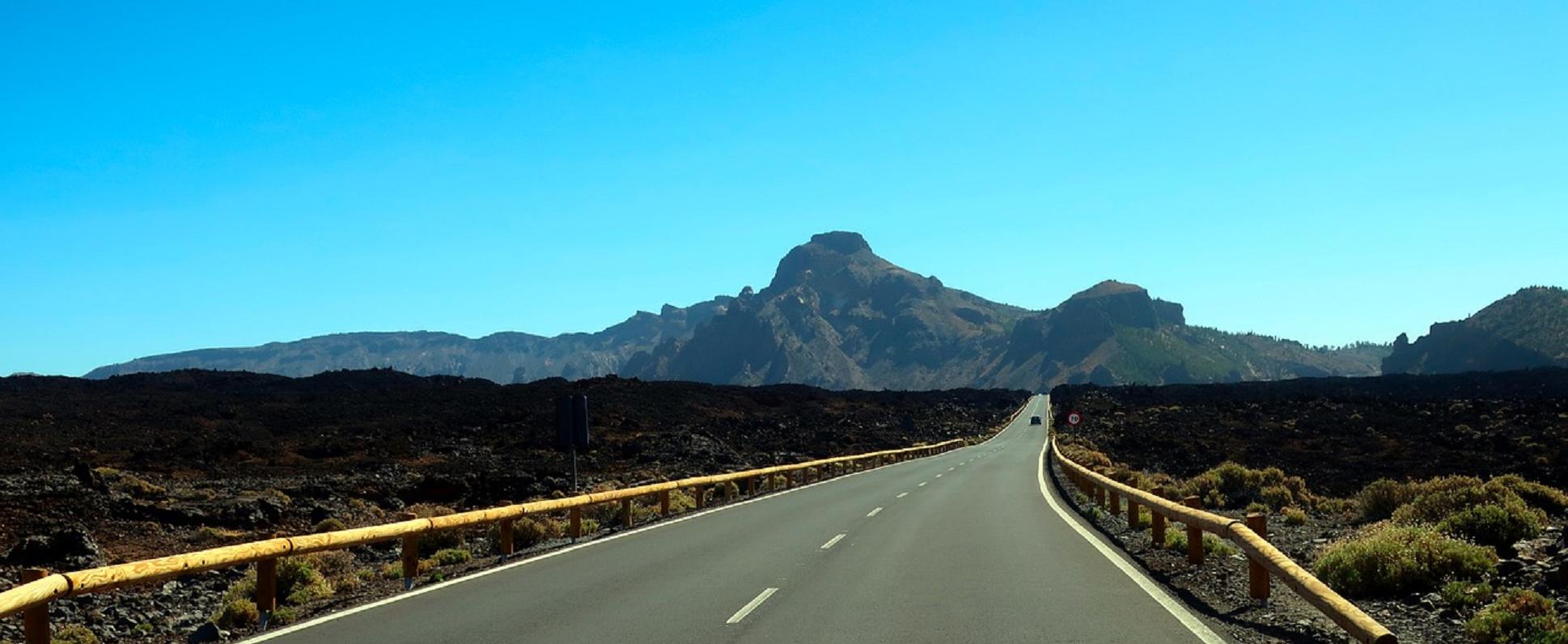 Mega pont in Tenerife