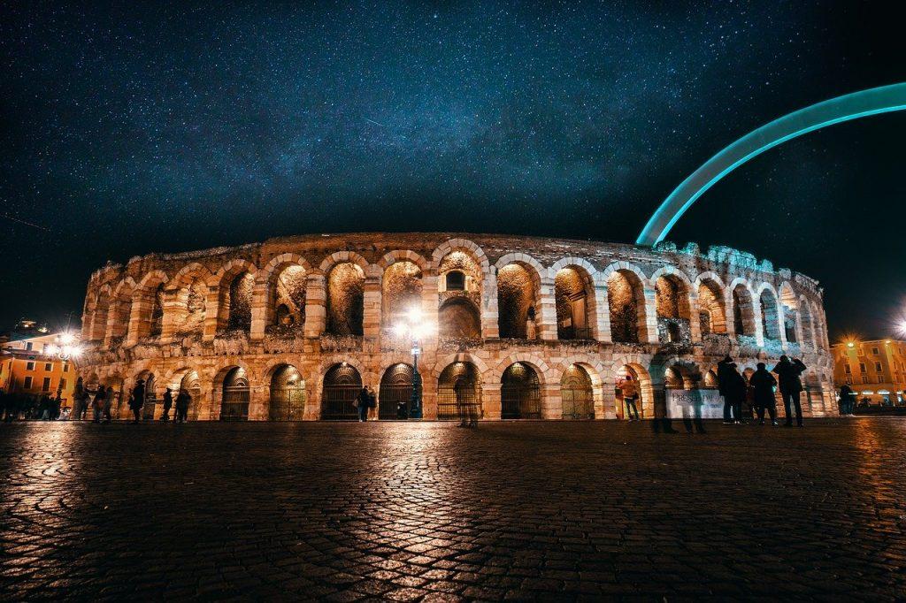 Colosseumul din Roma